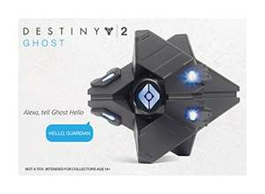 Destiny 2 Limited Edition Ghost Speaker - Requires Alexa-Enabled Device - Pre Order (released on December 19, 2017) -£79.99 @ Amazon UK