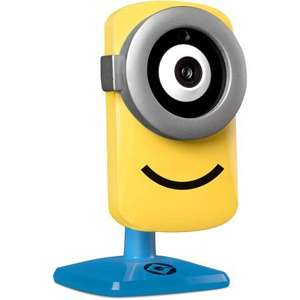 Cheeky Minions IP Camera for £34.99 at Amazon