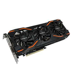Gigabyte Nvidia GTX 1080 GDDR5 8GB OC WF3 PCI-E - £479.97 Sold & Fulfilled by Amazon