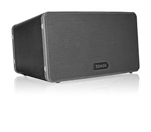 SONOS PLAY:3 Smart Wireless Speaker, Black - £211.65 @ Amazon