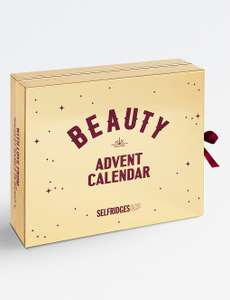 Selfridges advent calendar reduced in price - £48 Delivered