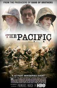 The Pacific: Complete HBO Series HD £9.99 @ itunes & Amazon