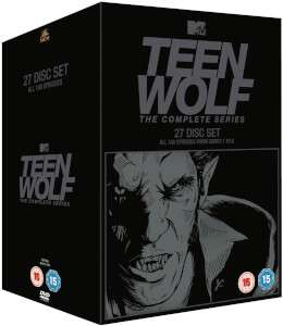 Teen Wolf Box Set  1-6 DVD £34.99 Zavvi