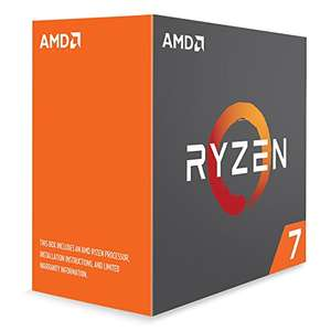 AMD Ryzen 7 1700X processor E256.35 at Amazon France (£230 approx.) + approx Euro 7 (£6.30) in shipping charges
