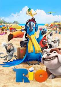 Rio & Rio2  in H/D to own on Amazon Video - £1.99 (Each)