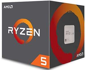 AMD Ryzen 5 1500X E140.25 at Amazon France (£126 approx.) + approx Euro 7 (£6.30) in shipping charges
