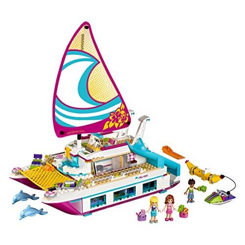 Lego Friends 41317 Sunshine Catamaran £31.00 Delivered Amazon - 52% off RRP