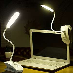 Led Desk Lamp - £5.69 (Prime) £10.44 (Non Prime) @ Sold by Wollhuuse-UK and Fulfilled by Amazon