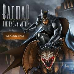 (PS4) Batman: The Enemy Within - Season Pass £9.99 @ PS Store