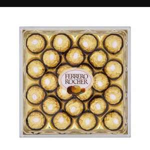 Ferrero Rocher 24 Pieces £3.39 @ Waitrose *Today only