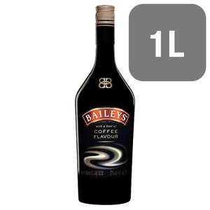 Baileys Coffee 1L now £12 at Tesco NOT THE ORIGANOL