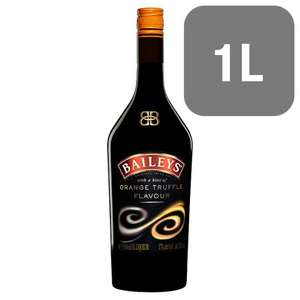 Baileys Orange Truffle 1L - £12 @ Tesco