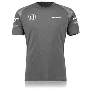 McLaren Honda official tshirt £18.45 Delivered @ Mclaren store