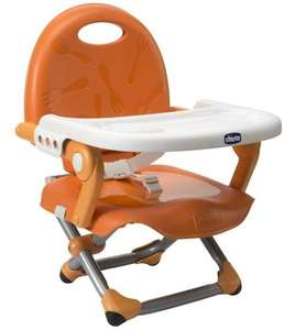 Chicco Pocket Snack booster seat (orange/green) @ Babies R Us - £11.98