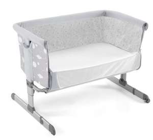Chicco Next2Me Crib in Grey Circles - £127.19 @ Toys r Us