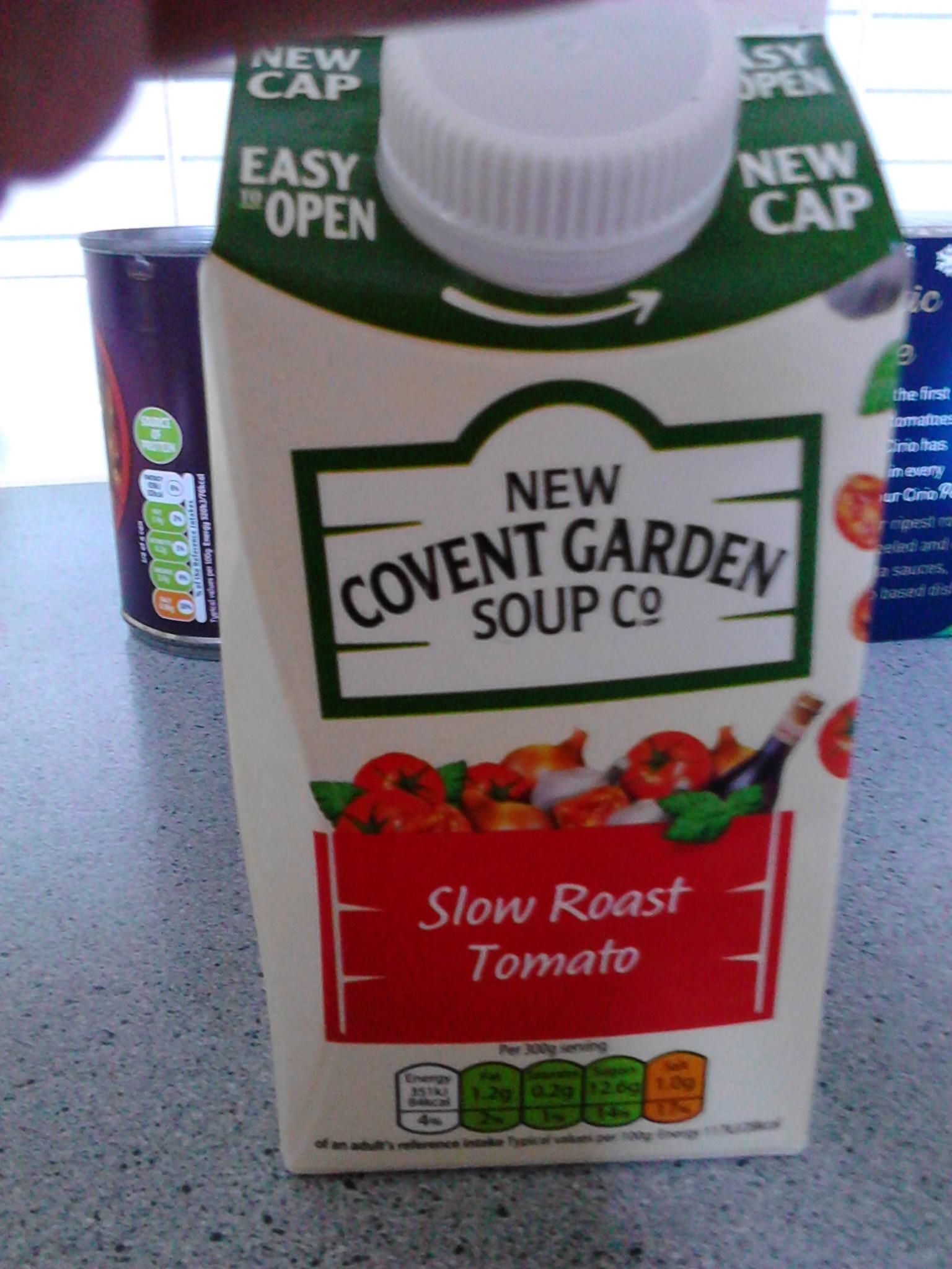 New Covent Garden Soup (600g) £1 at Asda