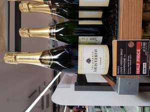 IN STORE! Half price Champagne £17 in store M&S  + 25% Off when buying 6 or more.