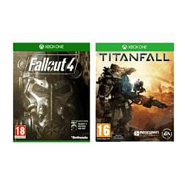 Fallout 4 & Titanfall Double Pack (Pre owned) for £6.50 delivered from GAME