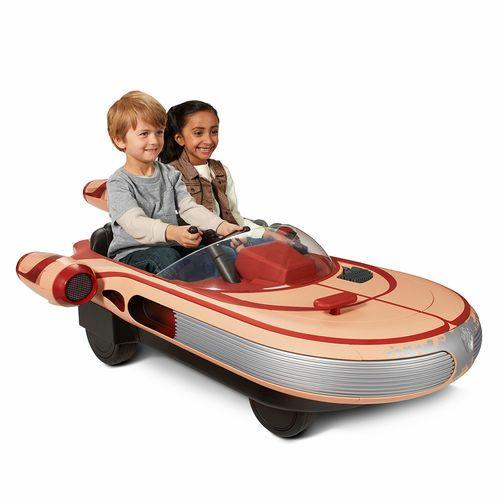 12v Ride on Kids Landspeeder, reduced again @ Toys R Us for £249.96 (£244.96 w/code)