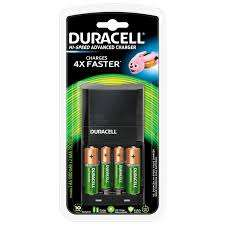 Duracell HiSpeed Advanced Charger at Waitrose for £10.20