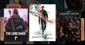 Humble Monthly (Early unlock Quantum Break, The Long Dark, and Warhammer 40,000: Dawn of War III) - £9.20 - Humble Bundle