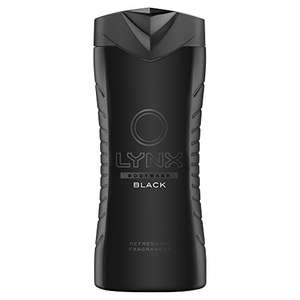 Big 400ml Lynx Black Shower Gel £1 @ Amazon Pantry