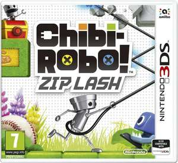 [Nintendo 3DS] Chibi-Robo!: Zip Lash - £5.95 - Coolshop