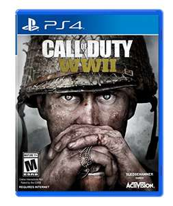 COD WWII (PS4) £39.08 @ Amazon USA