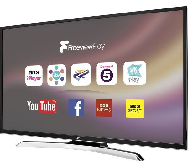 "JVC LT-49C770 49"" Smart LED TV £329.99 @ Currys"