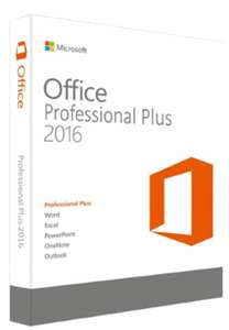 MICROSOFT OFFICE PROFESSIONAL PLUS 2016 (PC) £13.99 @ Electronic First