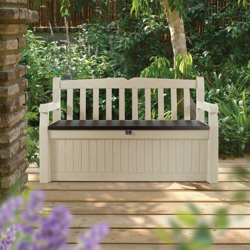 Amazon warehouse Keter Eden Bench Outdoor Storage Box £63.68