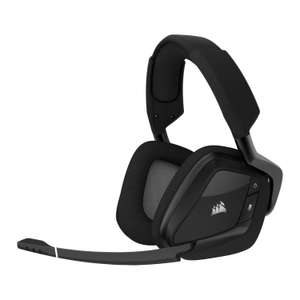 Corsair void pro rgb wireless in black - £81.98 @ Scan