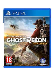 Tom Clancy's Ghost Recon: Wildlands (PS4) £18.99 Delivered @ Base