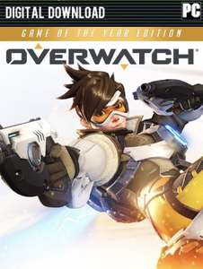 Overwatch - Game Of The Year Edition - PC - £21.99  (£20.89 After Facebook Discount) @ CDKeys