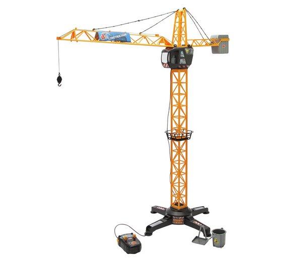 Chad Valley toy crane - £9.99 @ Argos (C&C)