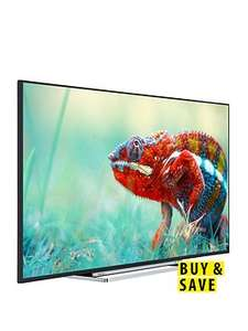 Toshiba 43U6763 43 inch Ultra HD Smart TV - £319.99 @ Very