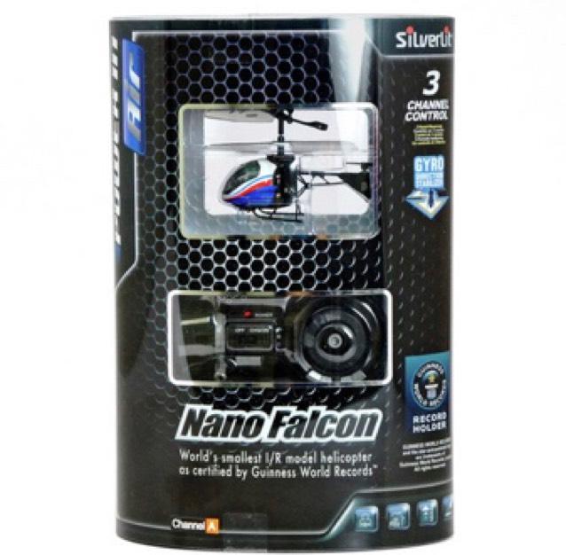 Nano Falcon rc helicopter - £14.99 @ Argos (C&C)