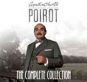 Agatha Christie's Poirot The Complete Series (70 episodes) £29.99 @ iTunes