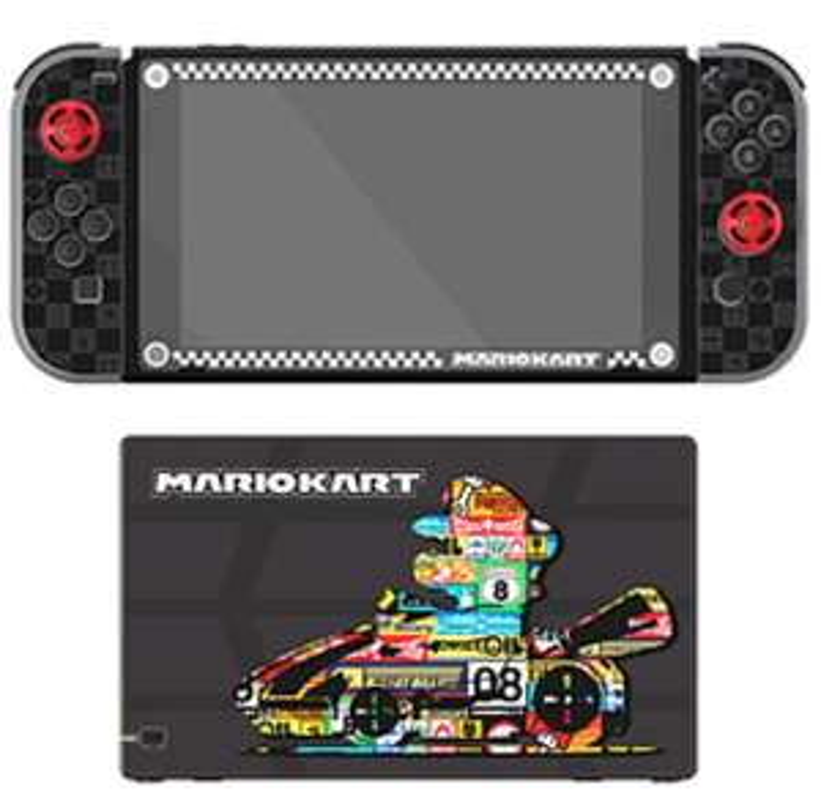 Nintendo Switch Mario Skin @ Game (Del)