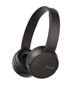 Sony MDR-ZX220BT Bluetooth NFC Headphones (Black) - was £39.99 now £29.21 @ Amazon (Prime exclusive)
