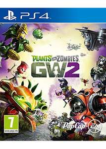 Plants vs Zombies: Garden Warfare 2 (PS4) £14.85 delivered @ Base