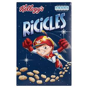 GET THEM BEFORE THEY ARE GONE! Kellogg's Ricicles £2.70 each + £2.99 postage @ Amazon Pantry