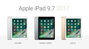 Refurbished Apple iPad wifi gold / space grey / silver - 32gb £289 or 128gb £359