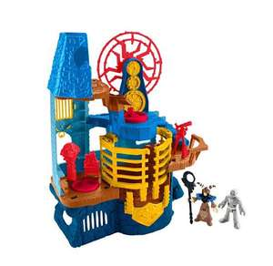 Imaginext Power Rangers Rita Repulsa Moon Base at Tesco Direct for £17.50