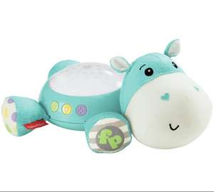 Fisher-Price HIPPO Cuddle Projection Soother at Argos for £12.50