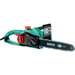 Bosch chainsaw AKE 35 S over half price sale Toolstation Witney for £41.05