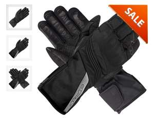 Alpinestar Celsius Heated gloves 1/2 price at M&P for £74.99