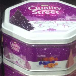 Quality street 1.2 kilo at Costco (members only) for £5.92