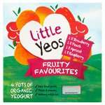 Yeo Valley Kids Organic Little Yeos Yogurt (4 x 90g) / Little Yeos Organic Strawberry & Raspberry Fromage Frais (6 x 45g) was £1.50 now 2 packs of 4 pots for £2.00 @ Morrisons