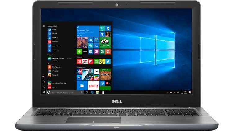 Dell Inspiron 15 5567 Laptop - £579 @ Microsoft